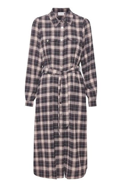 Jurk KAbabette Black Check