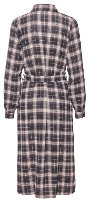 Jurk KAbabette Black Check-3