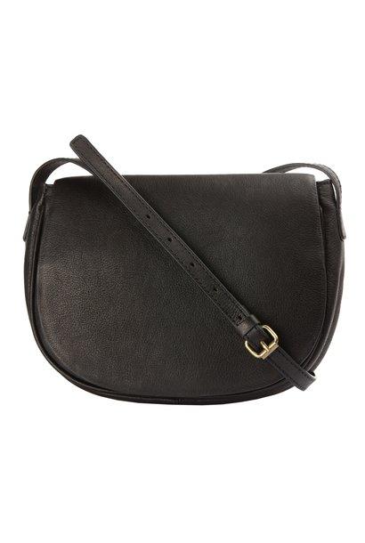Tas Paris leather black