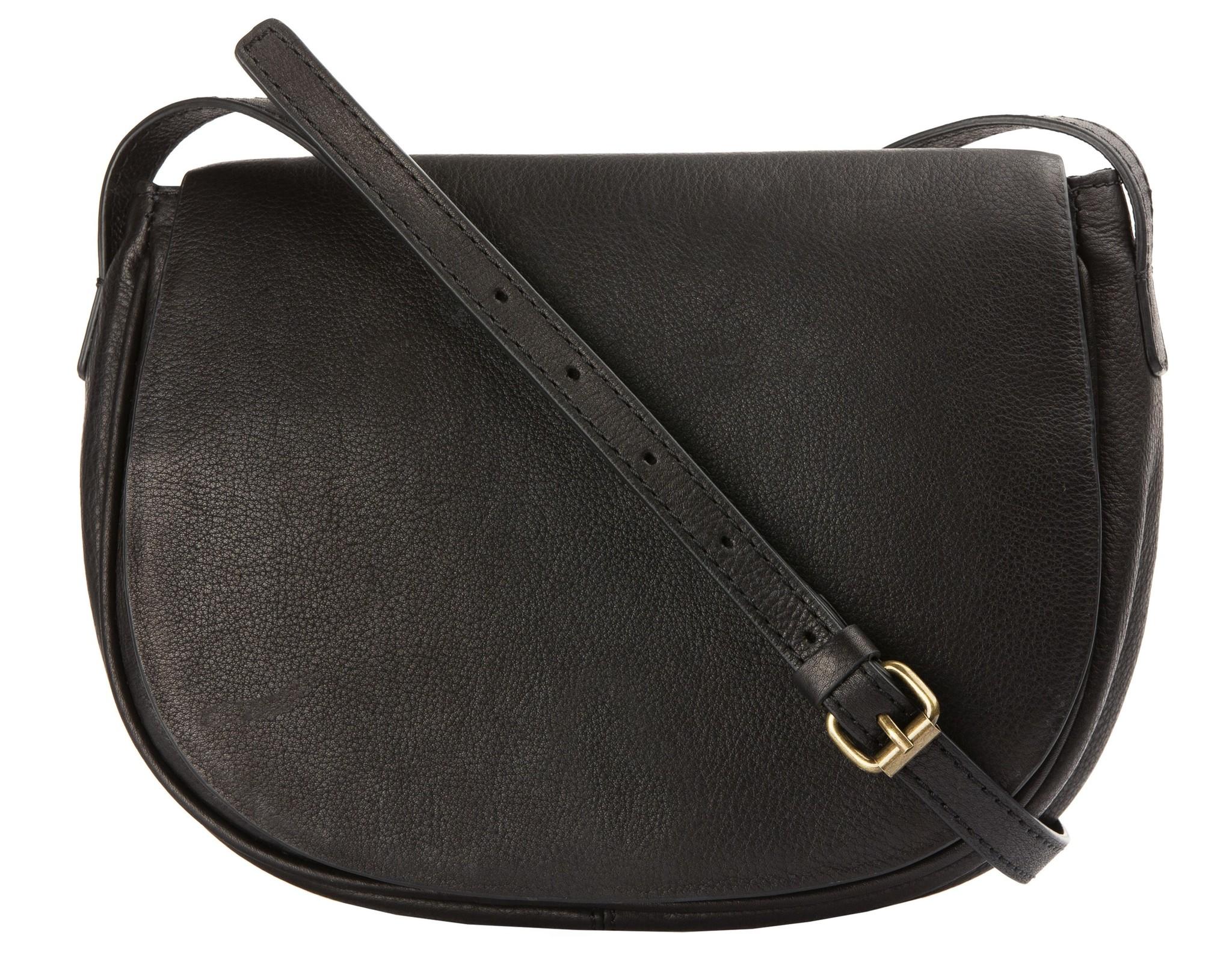 Tas Paris leather black-1