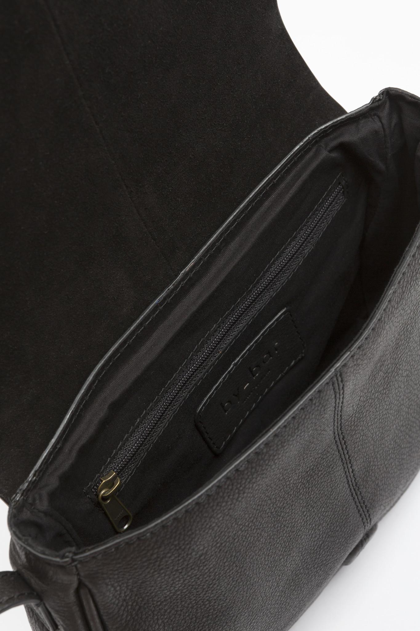Tas Paris leather black-3