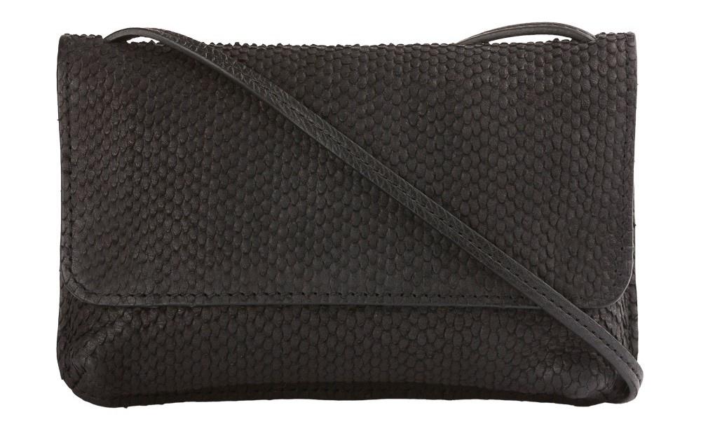 Tas Julie snake bag black-1