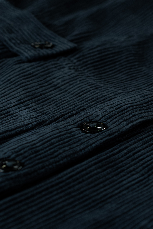 Jumpsuit cord suit indi grey-3