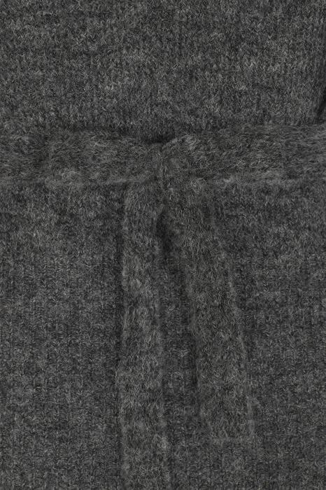 Vest Kawendy dark grey melange-2
