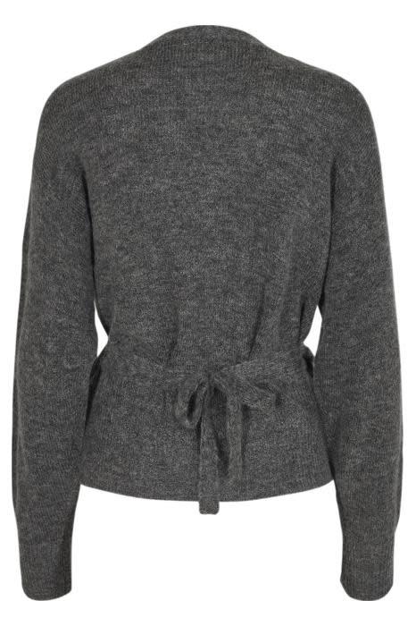 Vest Kawendy dark grey melange-3