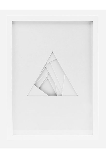 Poster shapes triangle 46x33,7cm