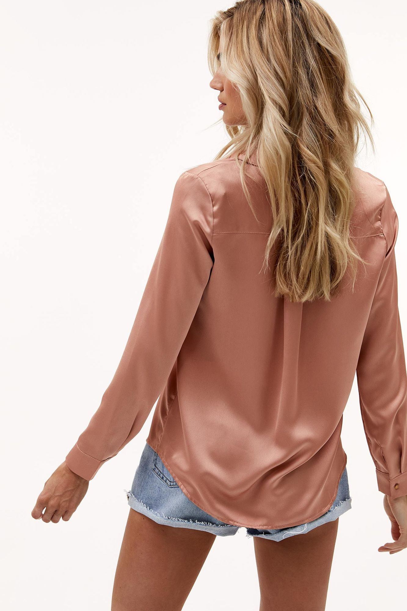 Blouse Nights in pink-2