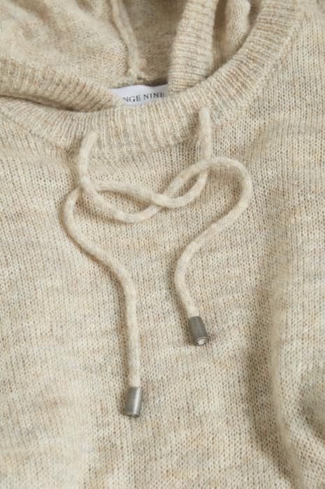 Jurk AllyssaLN Knit Rainy Day Melange-2