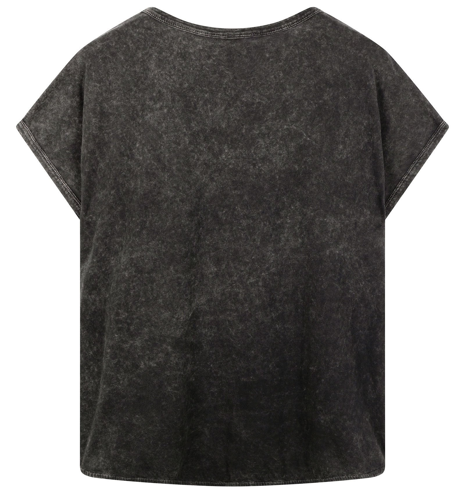 Top the fade out tee grey-3