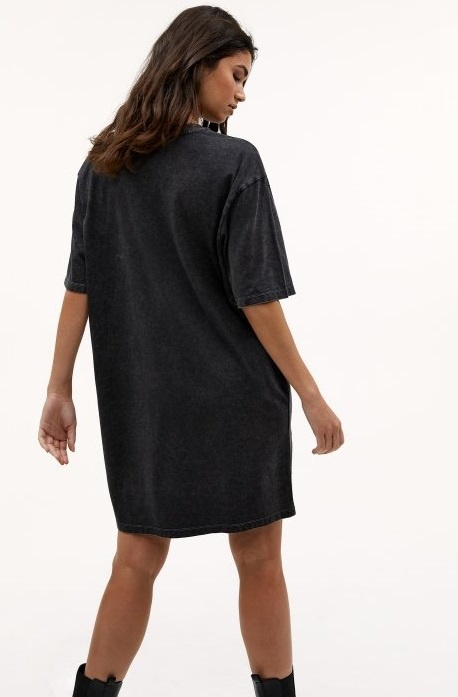 T-shirt jurk Stay Cool-2