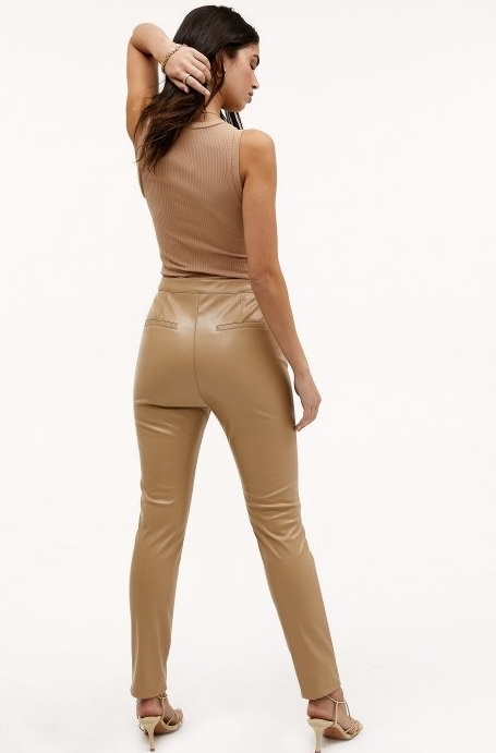 Broek In your eyes light brown-2