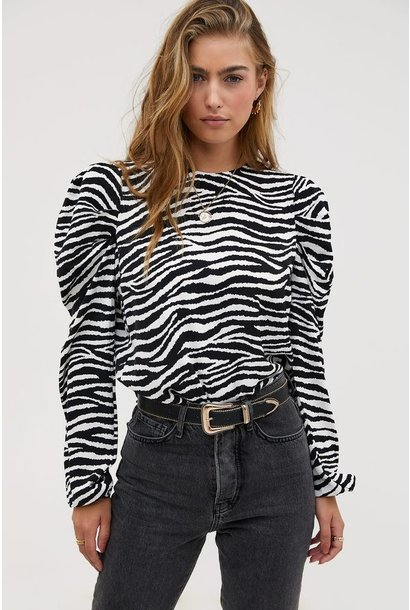 Top Mixed stripes