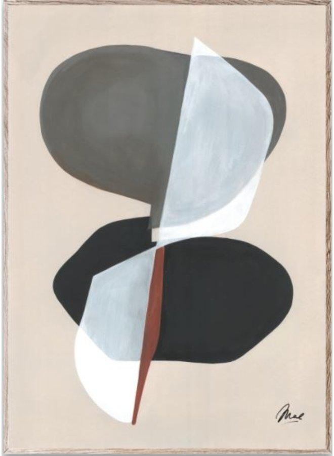 Poster Composition 01 30x40cm