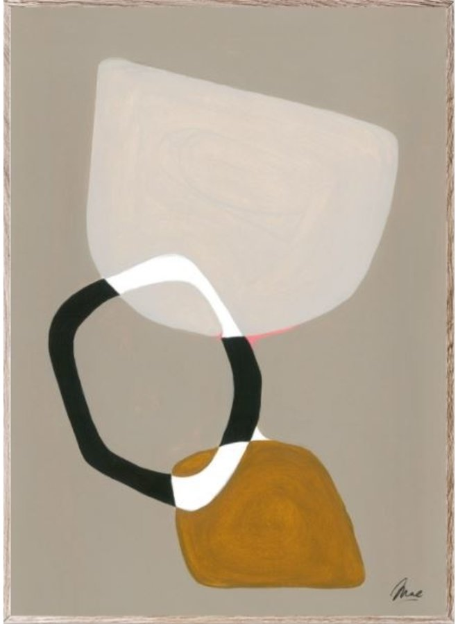 Poster Composition 03 50x70cm