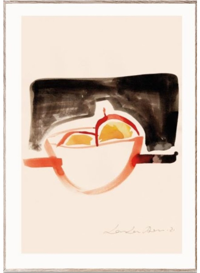Poster The Bowl 50x70cm