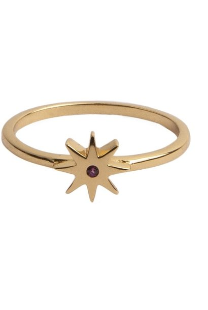 Ring Magique Ring Star Pink