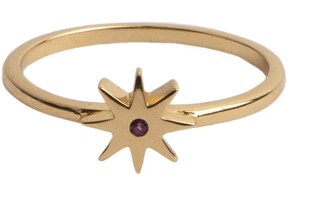 Ring Magique Ring Star Pink-1