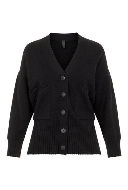 Vest Yasfonny black