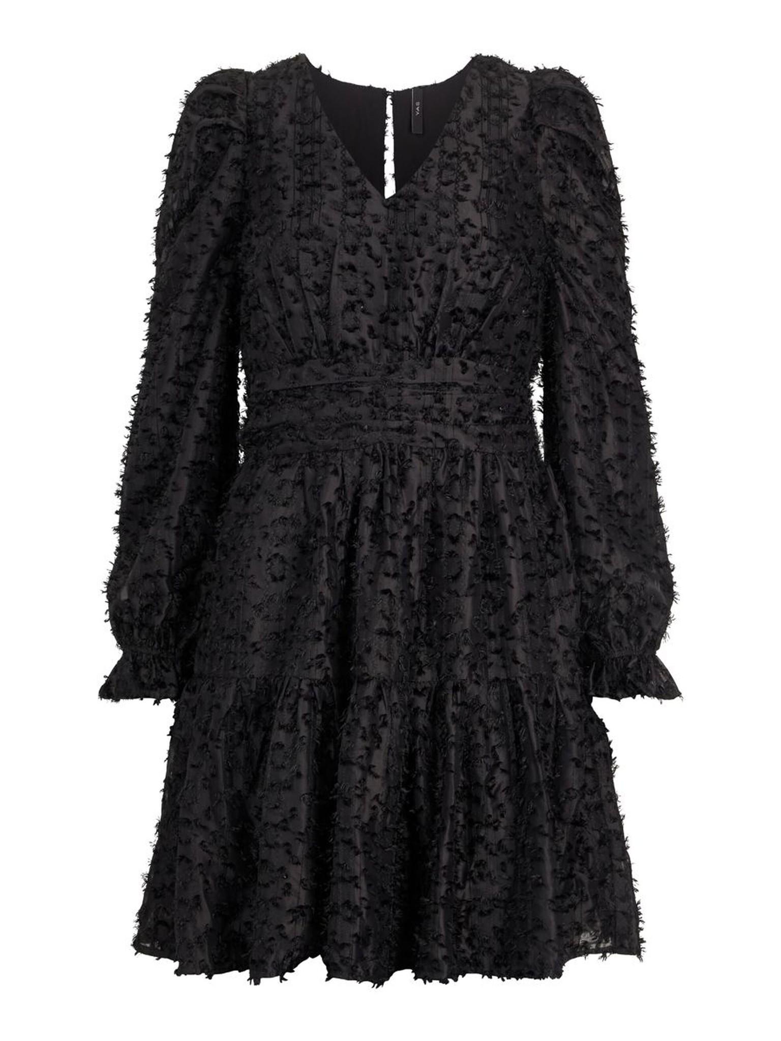 Jurk Vivian dress black-1