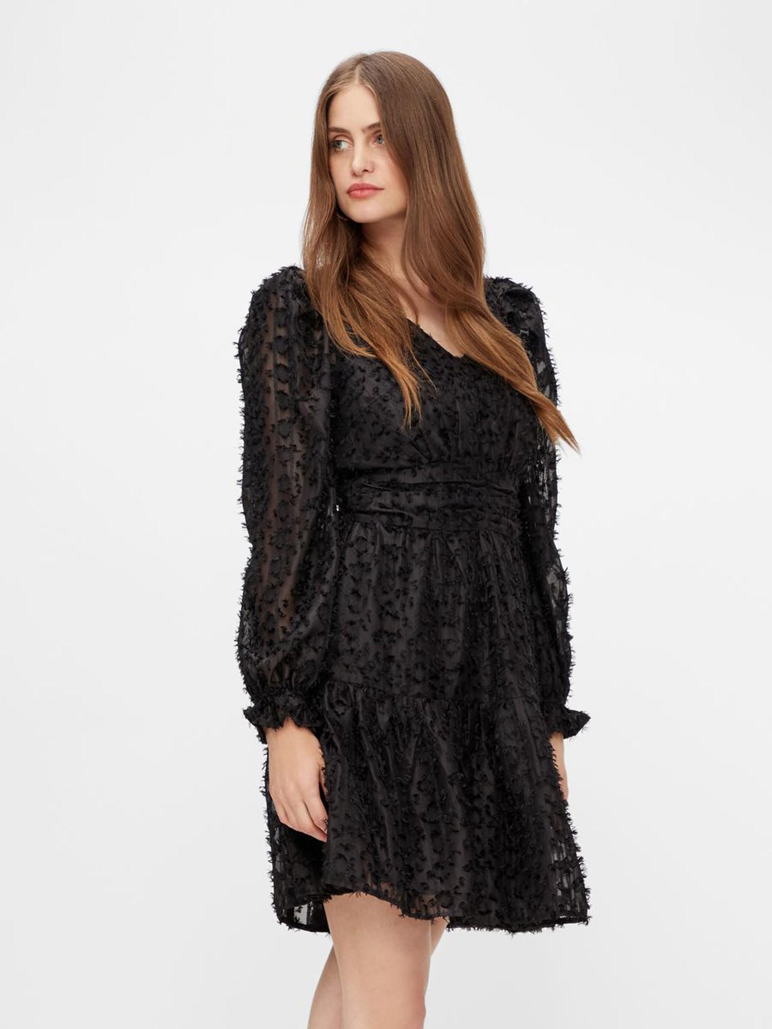 Jurk Vivian dress black-4