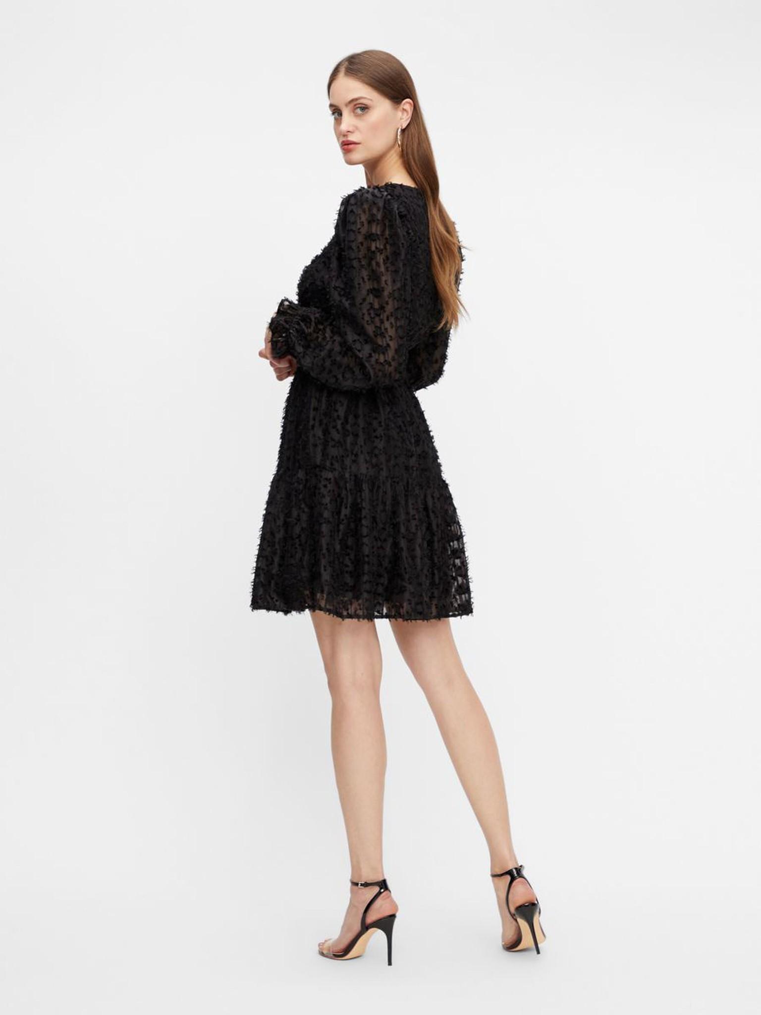 Jurk Vivian dress black-5