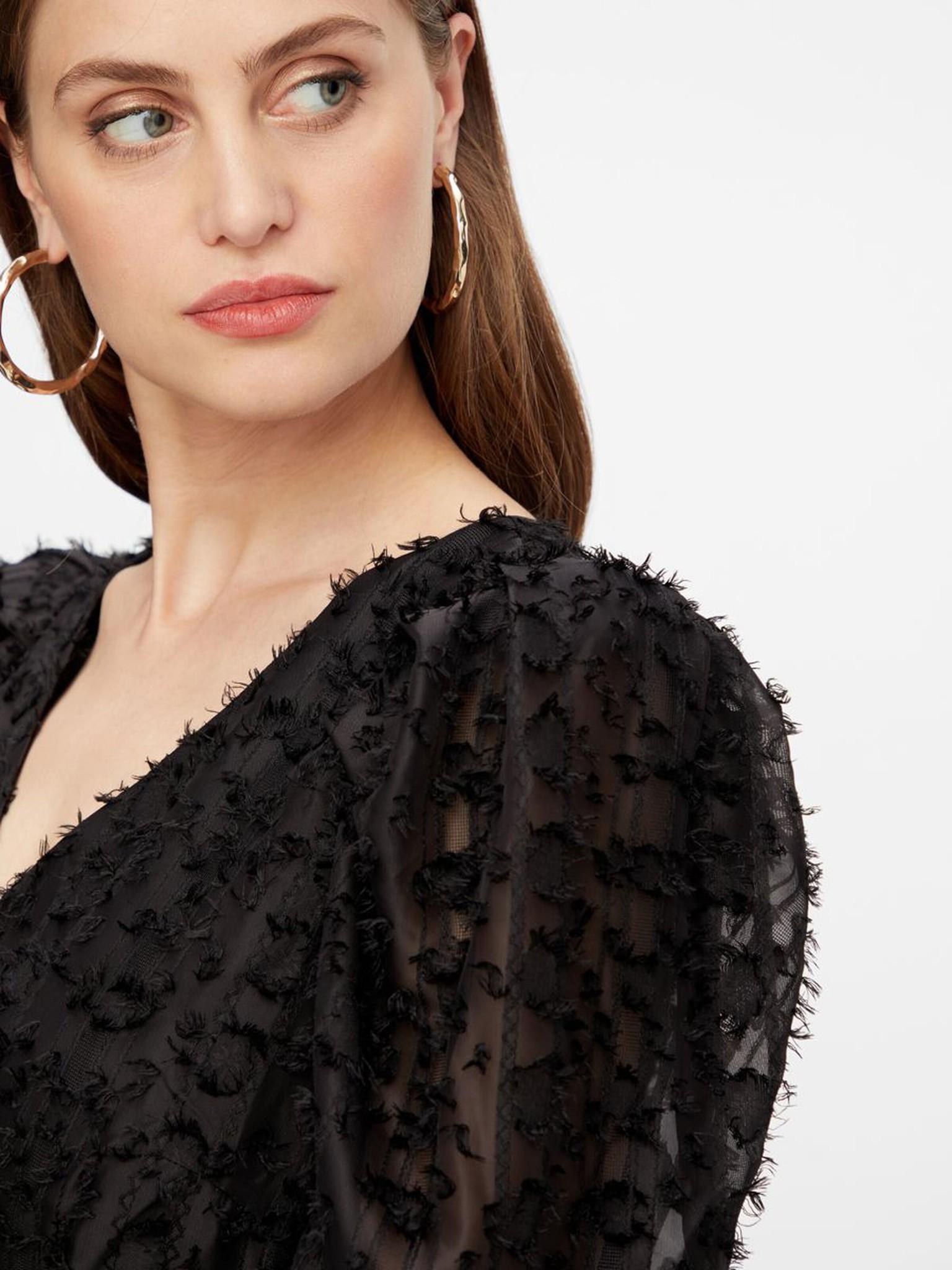 Jurk Vivian dress black-6