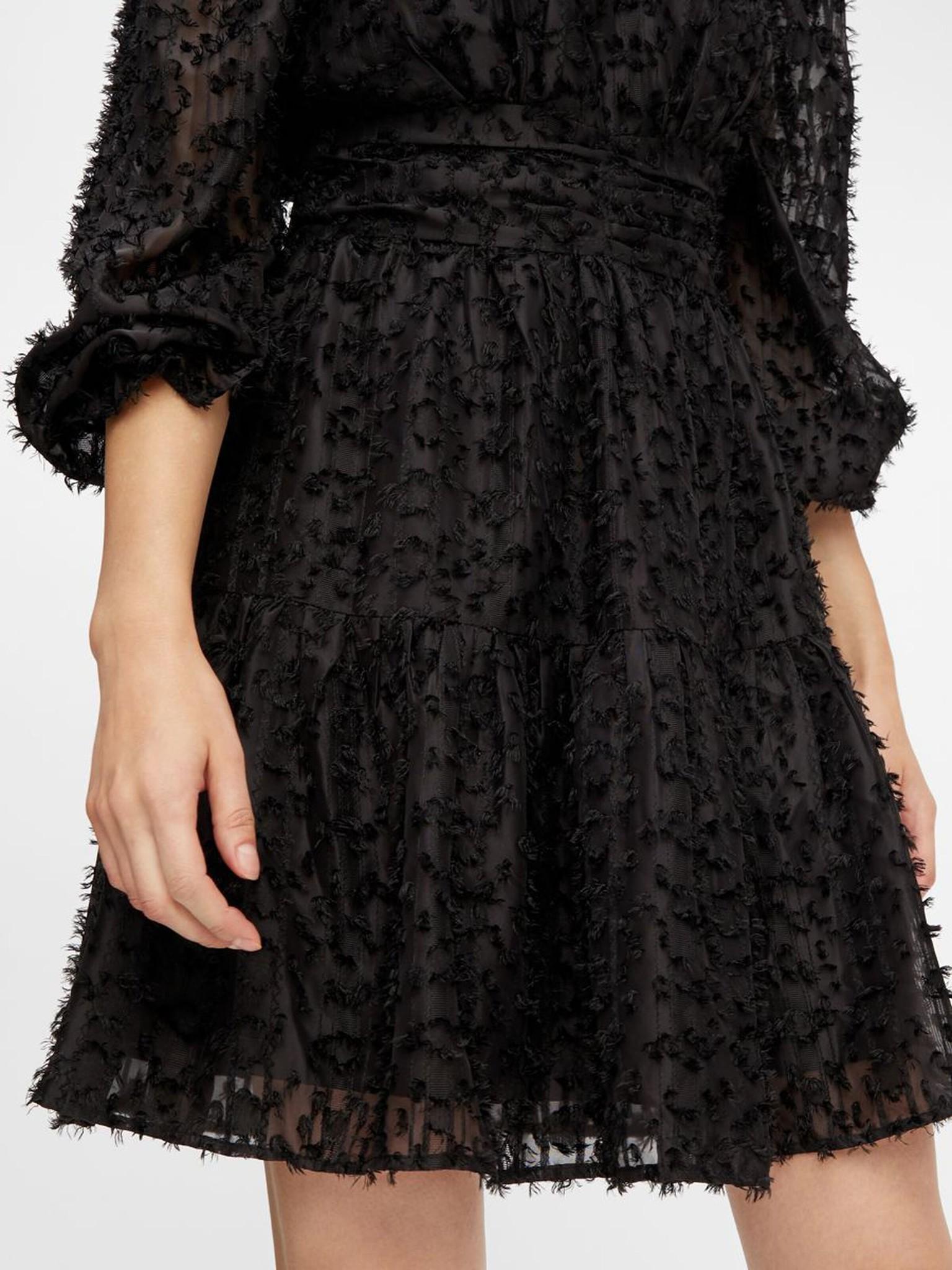 Jurk Vivian dress black-3