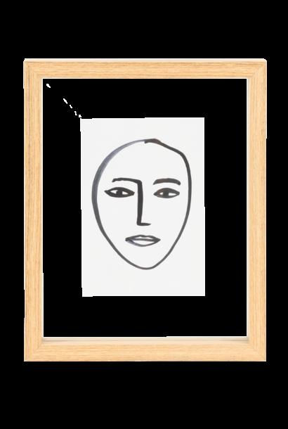 Fotolijst floating Aesthetic S natural 15 x 20 cm