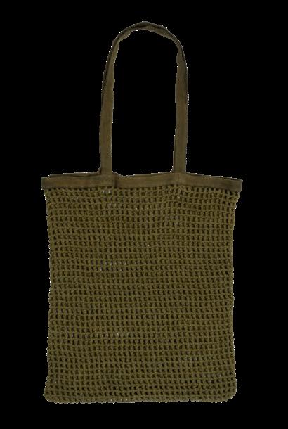 tas Bag shopper Fashion fir green