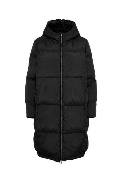 Jas Yasmillys down jacket black