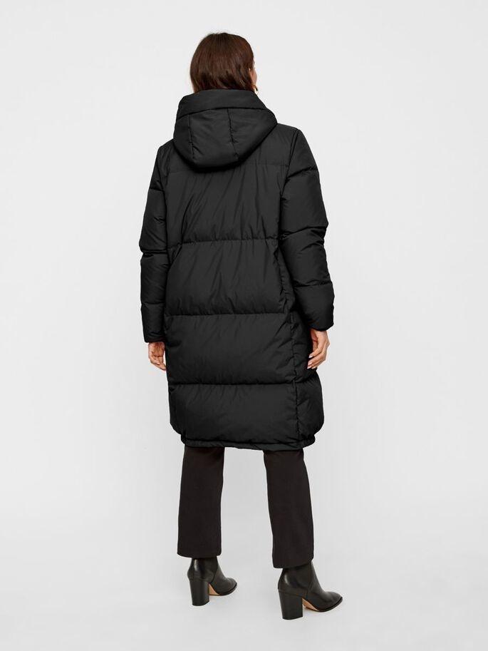 Jas Yasmillys down jacket black-3