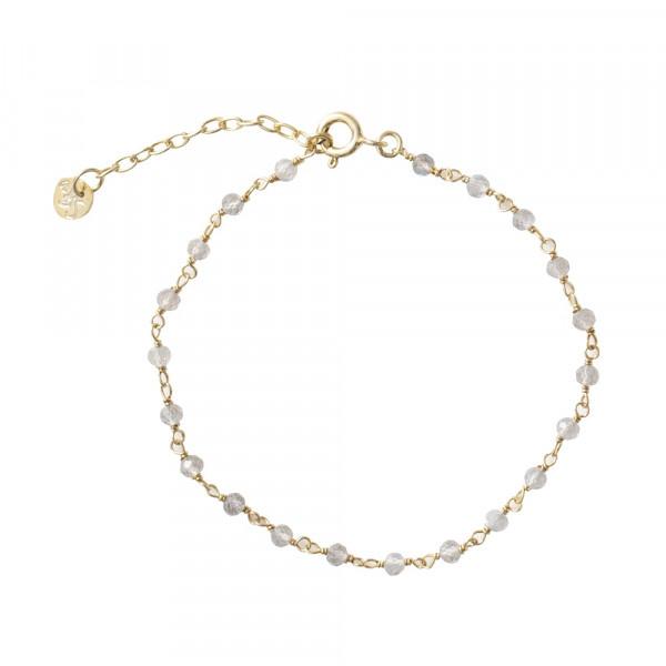 Armband Harmony Labradorite Gold Bracelet-1