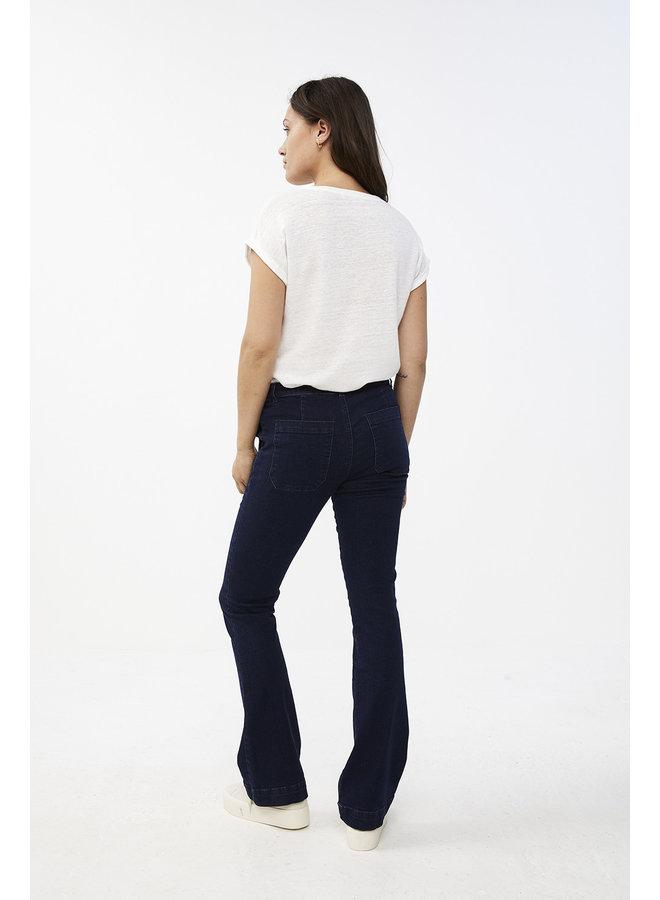 T-shirt Mila linen off white Noos