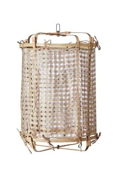 Lamp shade siv natural S