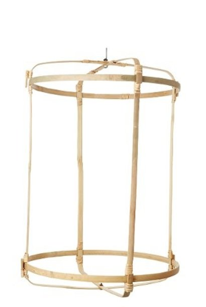 Lamp stanley frame natural L
