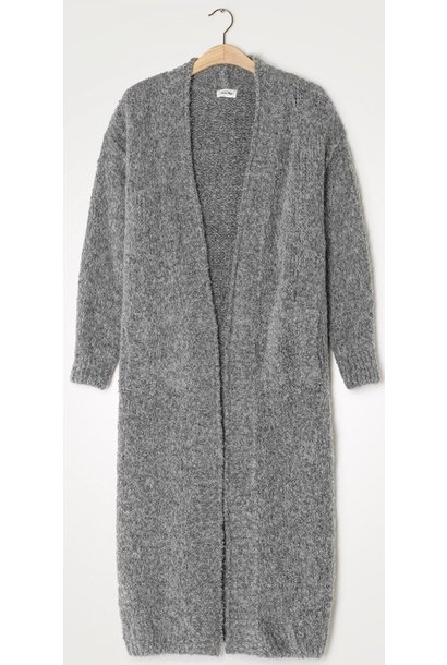 Vest tudbury gris chine