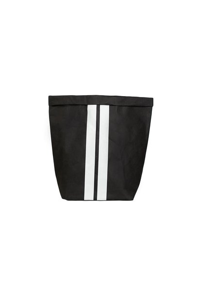 Zak the paper bag M black