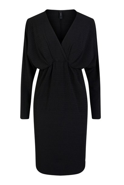Jurk Yasglenville LS Dress black