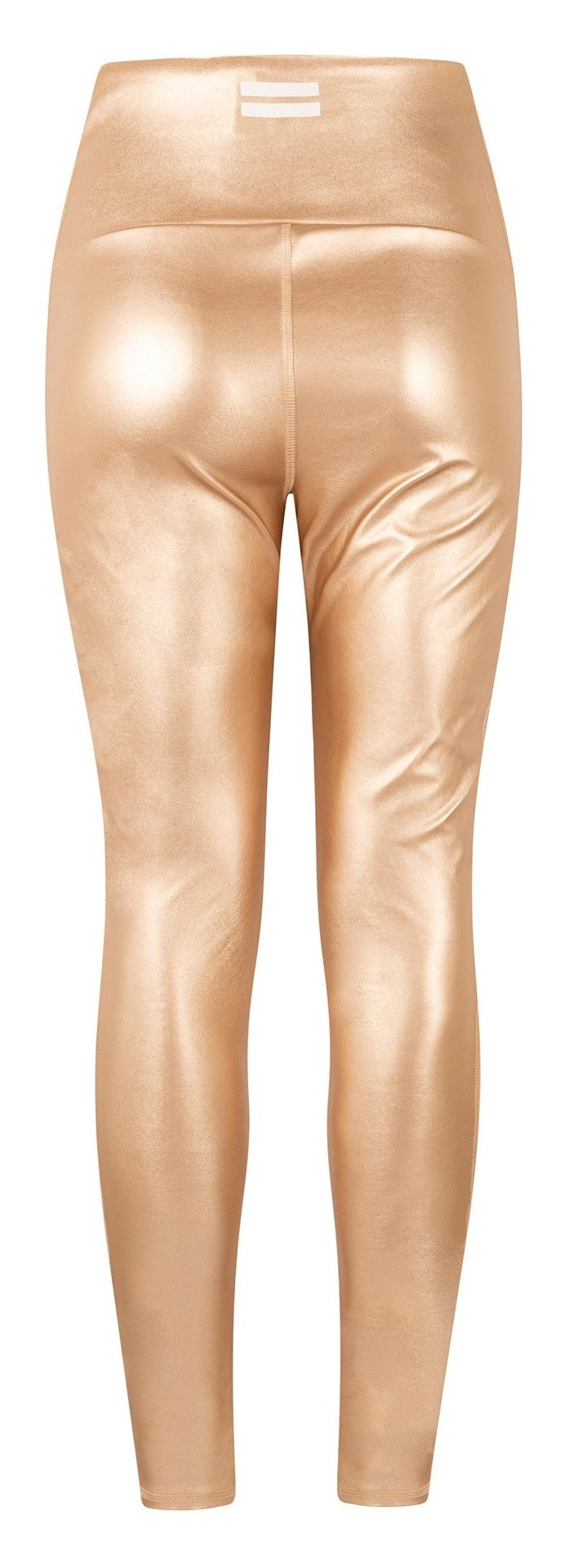 Legging Yoga Metallic gold-3