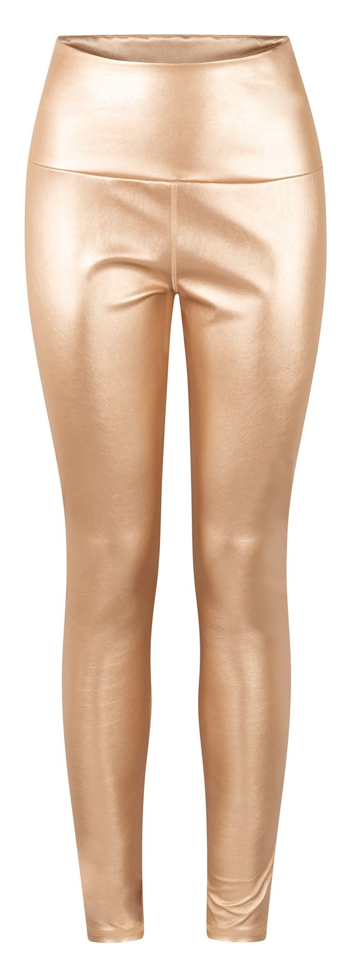 Legging Yoga Metallic gold-1