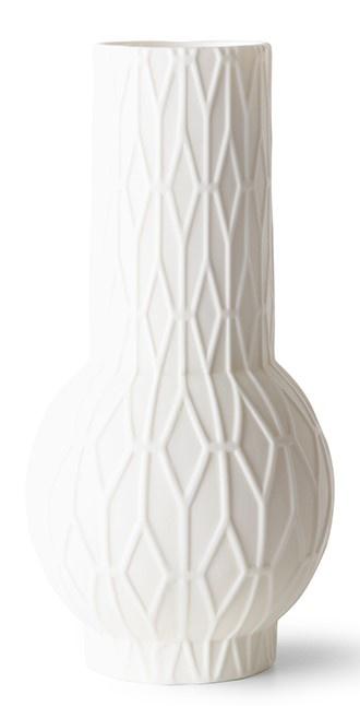 Vaas Matt white porcelain set of 4-2