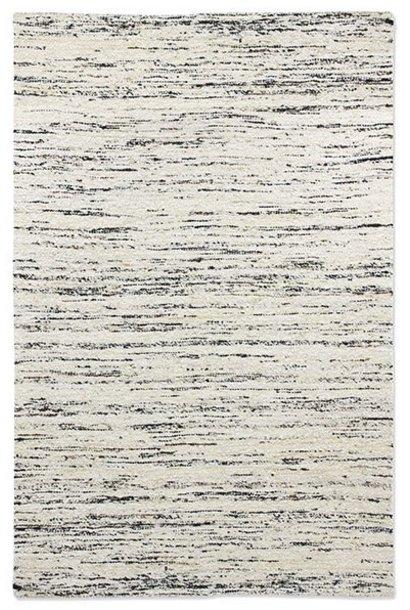Vloerkleed woolen retro rug natural 180x280cm