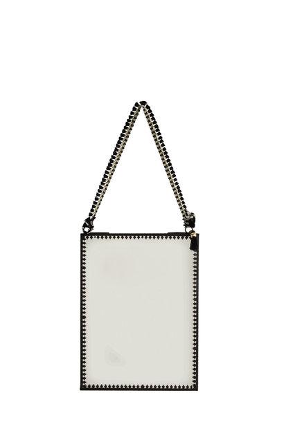 Spiegel Hanging 15x20cm black