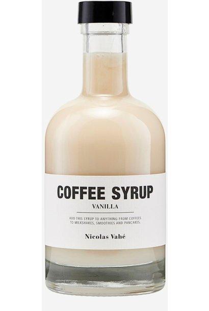 Coffee Syrup Vanilla 25cl
