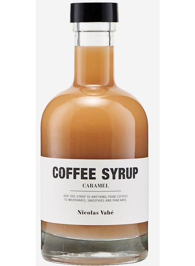 Syrup caramel 25cl