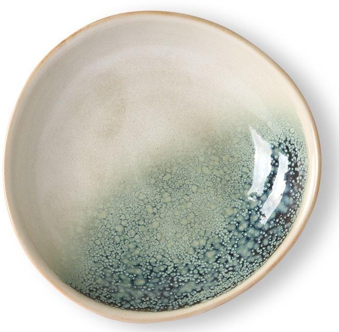 Kom ceramic 70's curry bowls mist set of 2-1