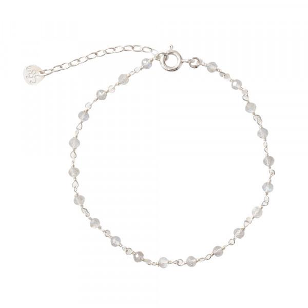 Armband Harmony Labradorite Sterling Silver Bracelet-1