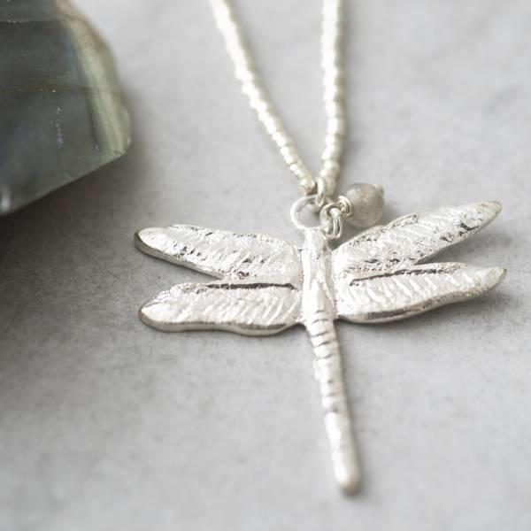 Ketting Paradise Labradorite Silver Necklace-2