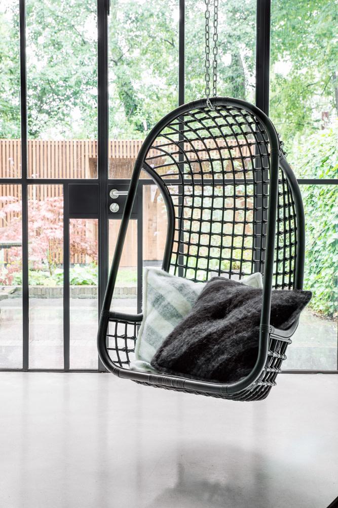 Hangstoel hanging rattan chair natural-2
