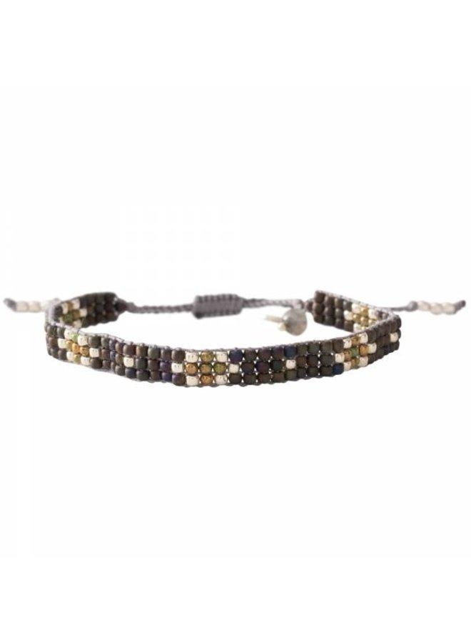 Armband Summerlight Labradorite Silver Bracelet
